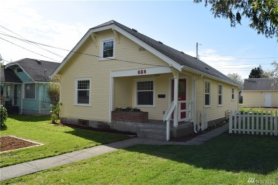 Tacoma Single Family Home For Sale: 838 E 47th St
