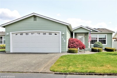 Orting Single Family Home For Sale: 318 Willow St SW #19
