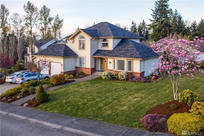 Bellingham WA Single Family Home For Sale: $588,000