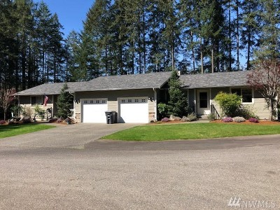 Gig Harbor Condo/Townhouse For Sale: 13910 37th Ave. Ct. NW