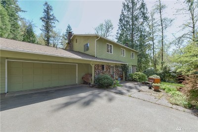 Issaquah Single Family Home Contingent: 15432 256th Ave SE