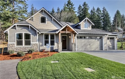 Steilacoom Single Family Home For Sale: 1119 Walnut Lane