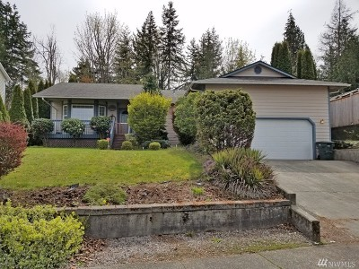 Bellingham WA Single Family Home For Sale: $365,000