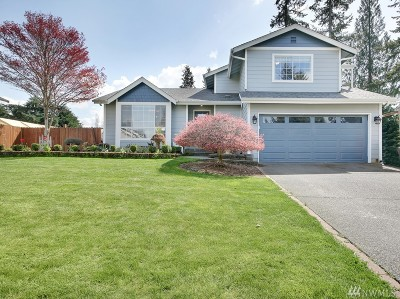 Lake Tapps WA Single Family Home For Sale: $369,950