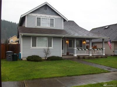 Sumner Single Family Home For Sale: 4533 152nd Av Ct E