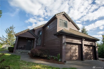 Thurston County Single Family Home For Sale: 12421 Case Rd SW