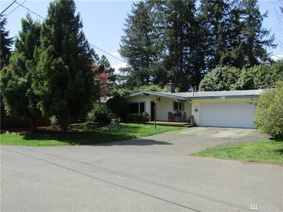 Thurston County Single Family Home For Sale: 3309 Mercury Cir SE