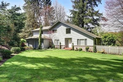 Carnation Single Family Home For Sale: 11021 317th Ave NE