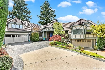Edmonds Single Family Home For Sale: 9220 Cascade Dr