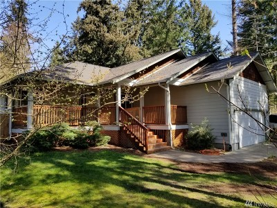 Thurston County Single Family Home For Sale: 18033 Hi Lo Ct SE