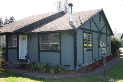 Olympia Single Family Home For Sale: 732 Edelweiss Lane SE