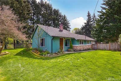 Kirkland Single Family Home Contingent: 12216 97th Place NE