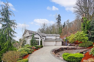 Kirkland Single Family Home For Sale: 9279 NE 125th Place