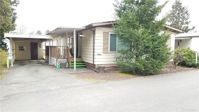 Shelton WA Mobile Home For Sale: $31,900