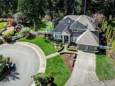 Redmond Single Family Home For Sale: 18023 NE 99th Ct