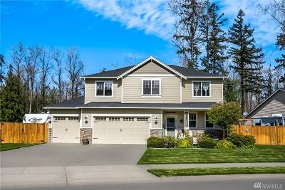 Graham WA Single Family Home For Sale: $449,900