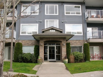 Bellingham Condo/Townhouse For Sale: 500 Darby Dr #210