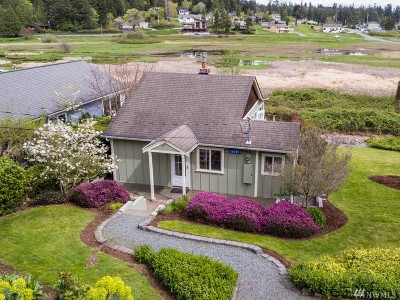 Anacortes, La Conner Single Family Home For Sale: 13449 Green St