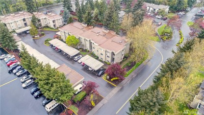Federal Way Condo/Townhouse For Sale: 28307 18th Ave S #B-304