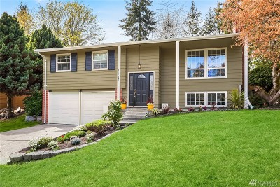 Bellevue Single Family Home For Sale: 1477 168th Place NE