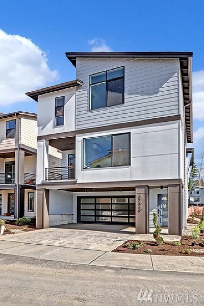 Lynnwood Condo/Townhouse For Sale: 1804 178th St SW #17