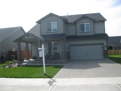 Orting Single Family Home For Sale: 509 Carrier Ave SW