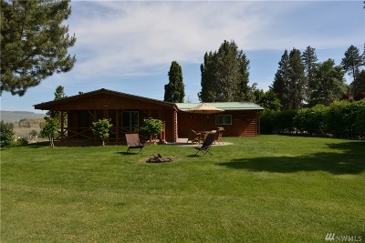 Single Family Home For Sale: 73 Golf Course Dr