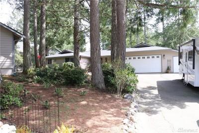 Mason County Single Family Home Pending: 291 E Michelle Dr