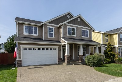Single Family Home For Sale: 4211 Cashmere