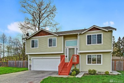 Lynnwood Single Family Home For Sale: 14316 5th Ave W