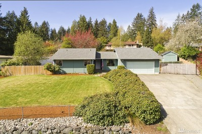 Single Family Home For Sale: 3510 57th Ave NW