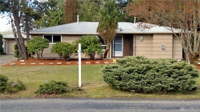 Tacoma Single Family Home For Sale: 13712 Golden Given Rd E