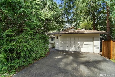 Lynnwood Single Family Home For Sale: 5907 172nd Place SW