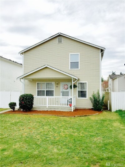 Lacey Single Family Home For Sale: 4835 41st Lane SE