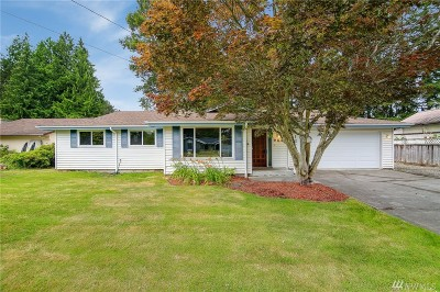 Marysville Single Family Home For Sale: 9224 59th Dr NE
