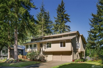 Bellevue Single Family Home For Sale: 6611 119th Ave SE