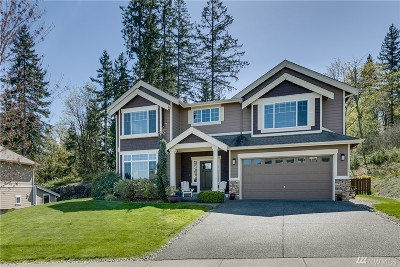 Snohomish Single Family Home For Sale: 7602 134th St SE