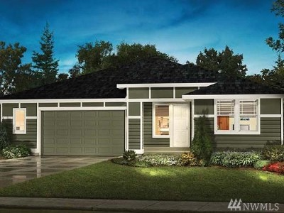 Lacey Single Family Home For Sale: 8535 Vashon Dr NE