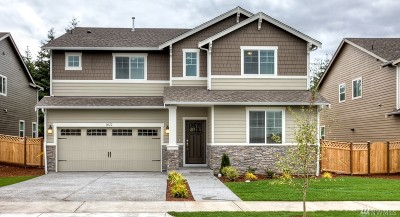 Edgewood Single Family Home For Sale: 2009 97th Ave Ct E #206