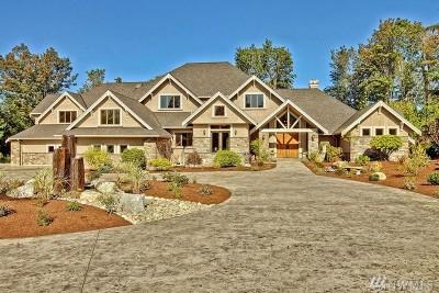 Redmond Single Family Home For Sale: 20810 NE 112th