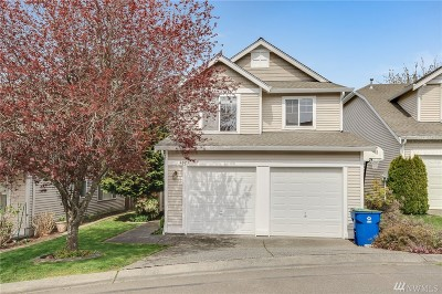 Lynnwood Single Family Home For Sale: 4623 160th St SW