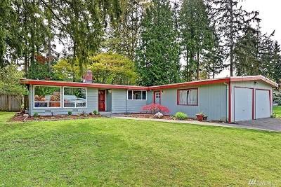 Kirkland Single Family Home For Sale: 12237 NE 66th St