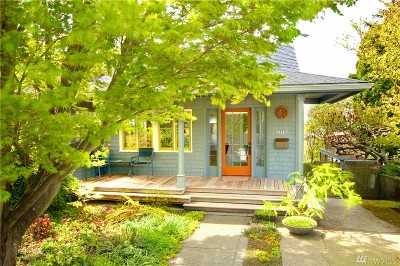Seattle Single Family Home For Sale: 7017 2nd Ave NW