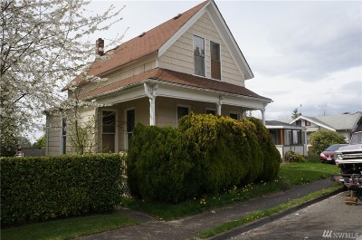 Tacoma Single Family Home For Sale: 6320 S Yakima Ave
