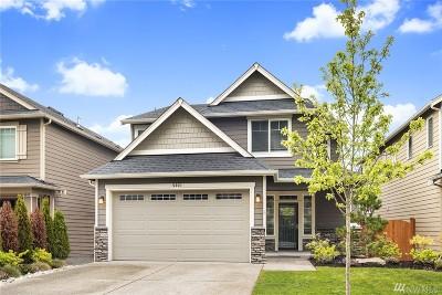 Everett Single Family Home For Sale: 5021 123rd St SE