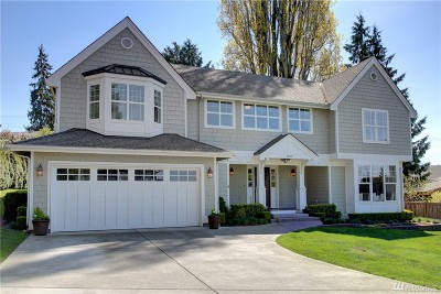 Kirkland Single Family Home For Sale: 1812 1st St