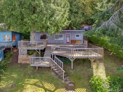 Stanwood Single Family Home For Sale: 15010 39th Ave NW