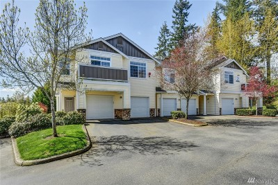 King County Condo/Townhouse For Sale: 1855 Trossachss Blvd SE #2101