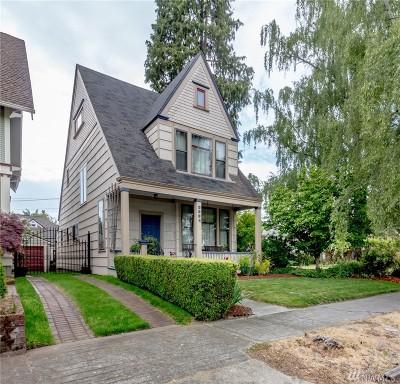 Tacoma WA Single Family Home For Sale: $459,000