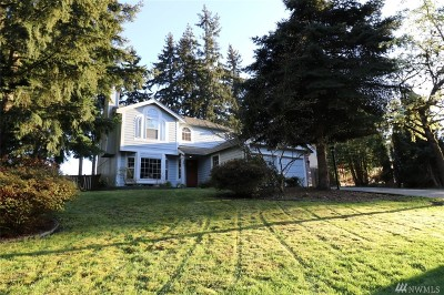 Puyallup WA Single Family Home For Sale: $285,000
